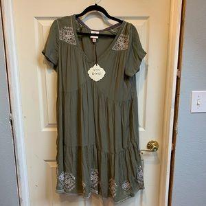 Knox Rose Boho Dress